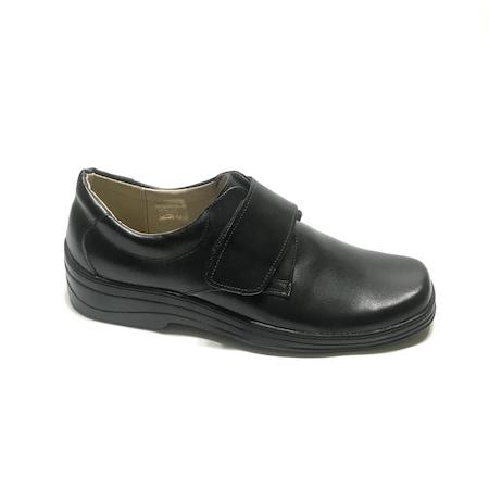 Pantofi sport barbati 123, Negri, 43 EU, Piele Naturala