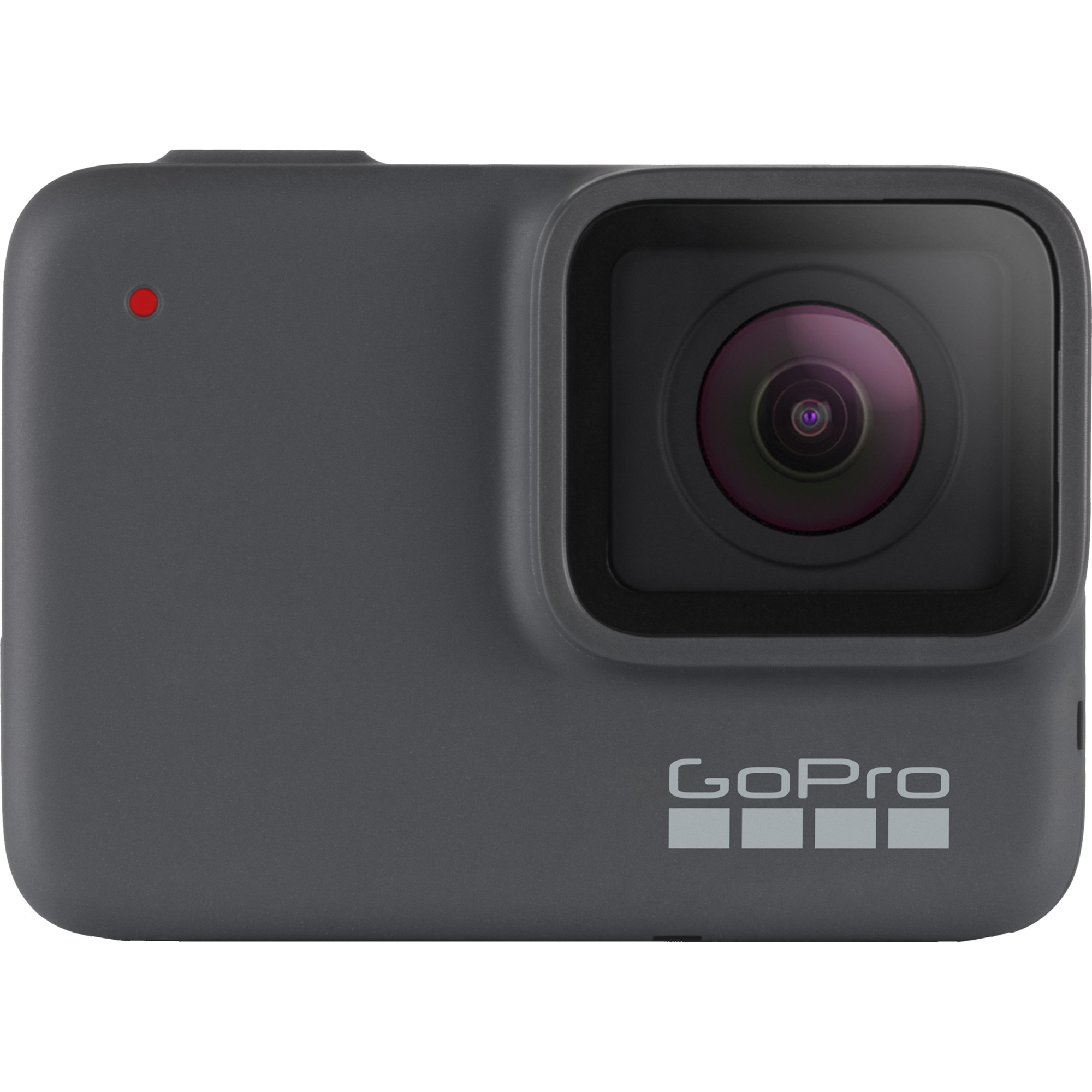 Fotografie Camera video sport GoPro HERO7, 4K, GPS, Silver Edition