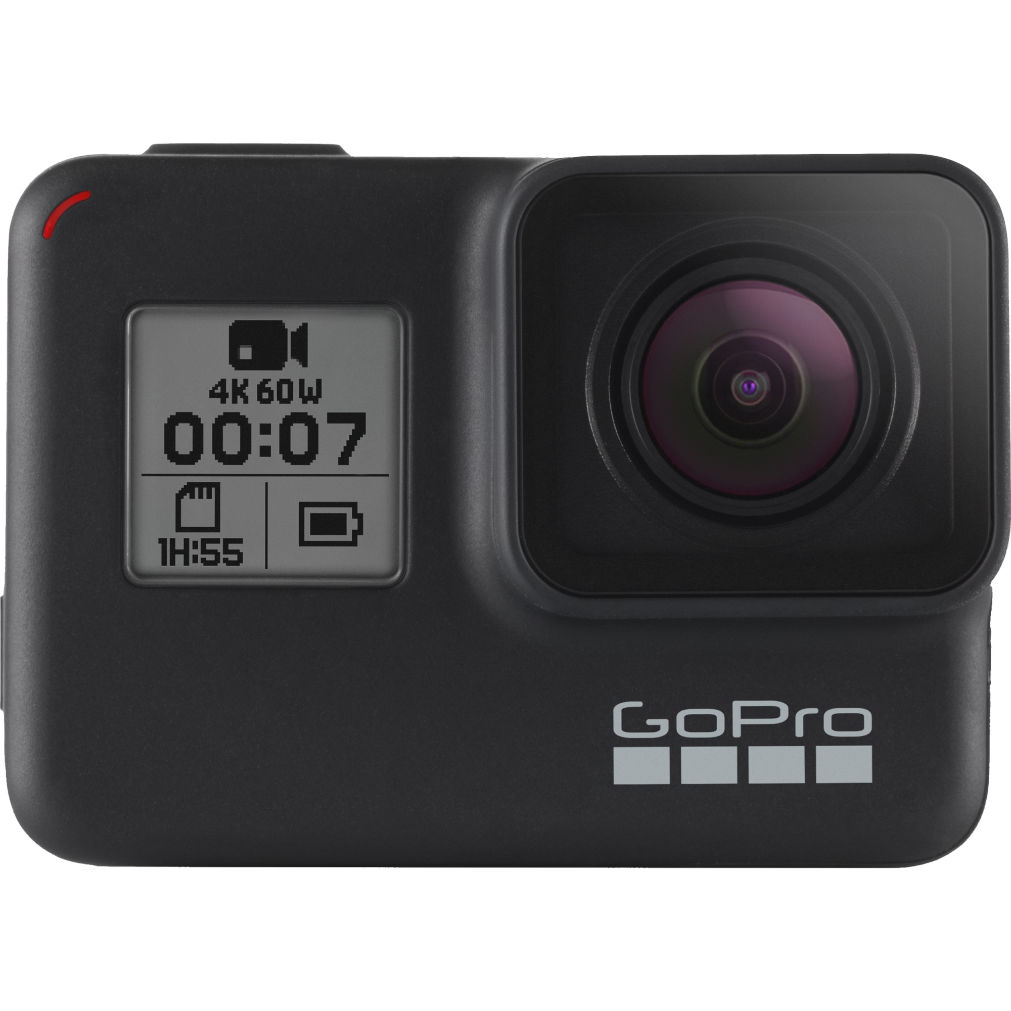 Fotografie Camera video sport GoPro HERO7, 4K, GPS, Black Edition