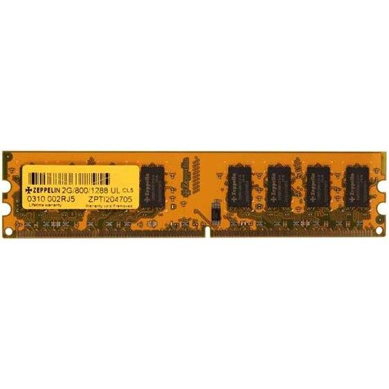 Fotografie Memorie Zeppelin 2GB DIMM, DDR2, 800MHz