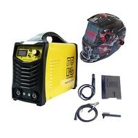 Инверторен електрожен TIGTAG MMA200XF, електрод 1.6-4мм, Включени аксесоари