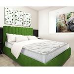 Green Future Eucalyptus Therapy Matrac, Memory Ortopéd, Antibakteriális huzat eukaliptusz olajjal, 90x200 cm