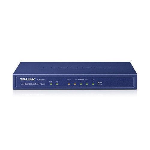 Fotografie Router Multi WAN Load Balance TP-Link TL-R470T+