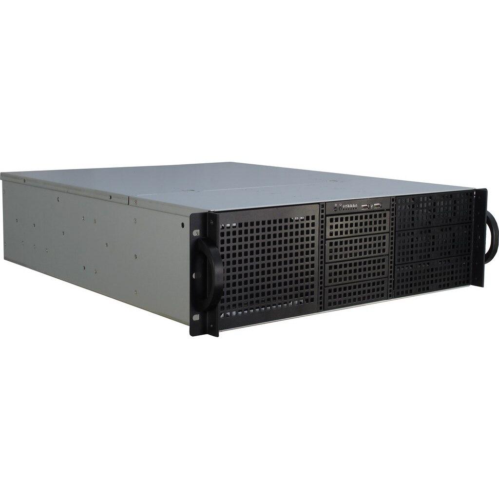 Fotografie Carcasa server Inter-Tech IPC 3U-30255, Rack 3U, ATX, fara sursa