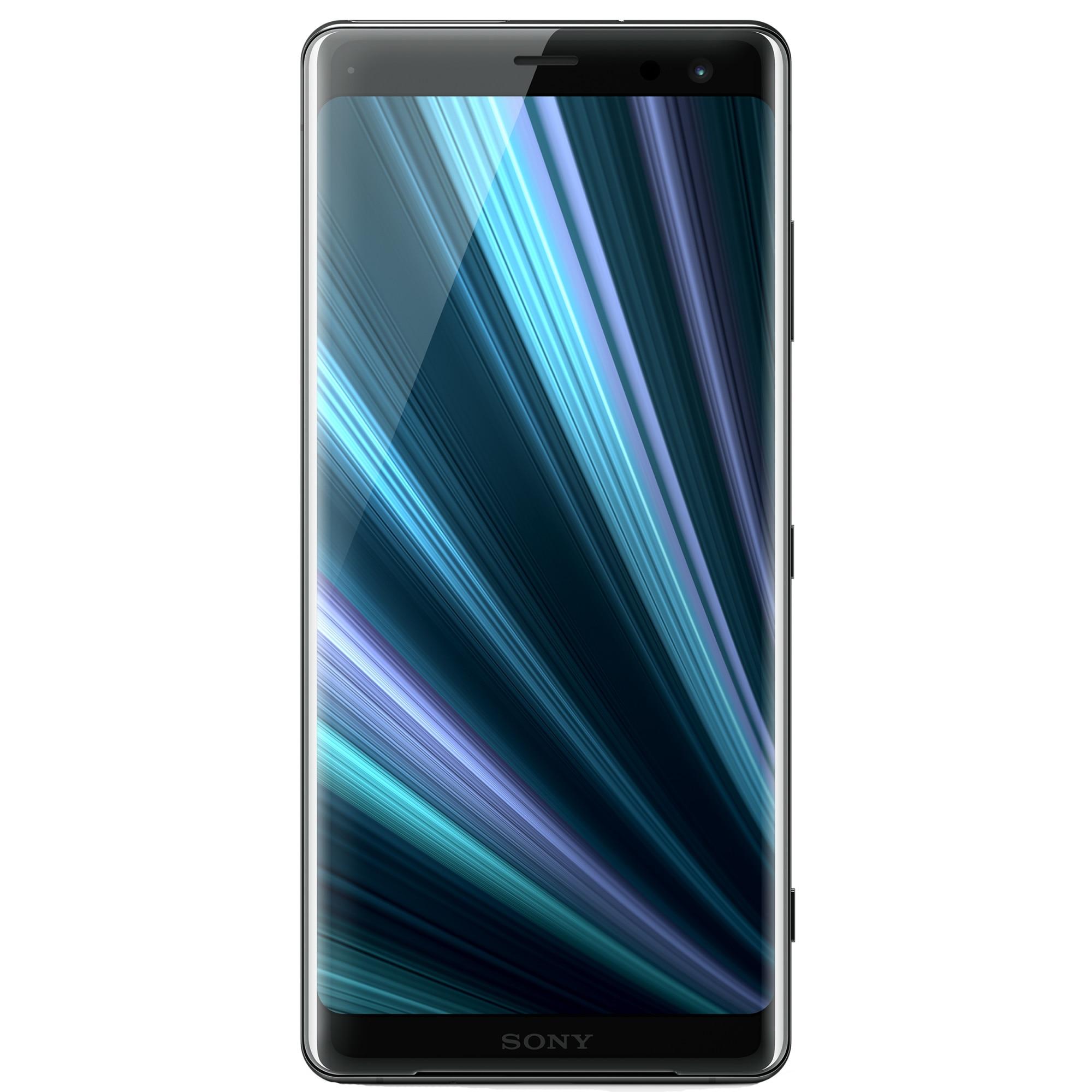 Fotografie Telefon mobil Sony Xperia XZ3, Dual SIM, 64GB, 4G, Black