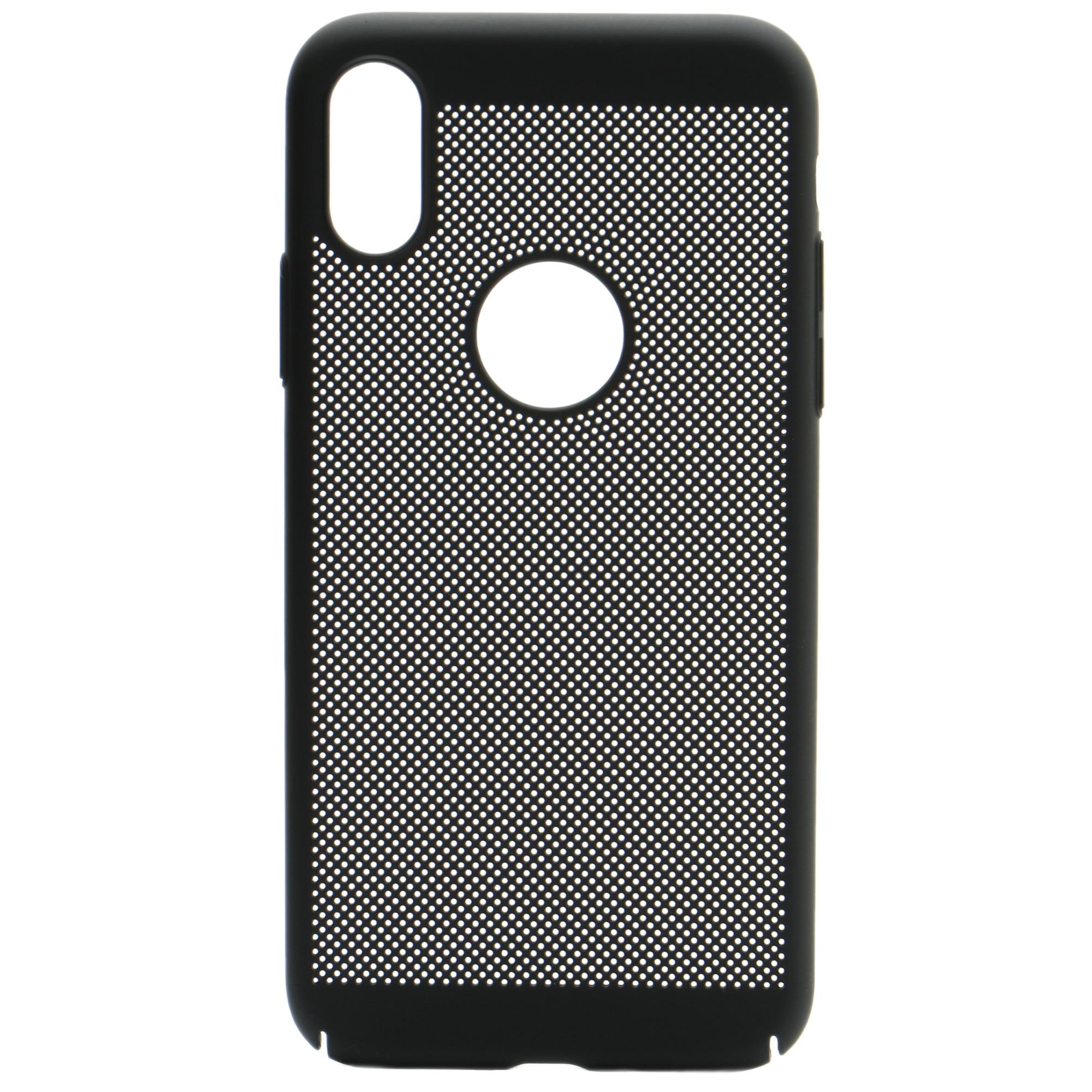 """Fotografie Husa de protectie A+ Case Mesh Rubber pentru iPhone X 5.8"""""""