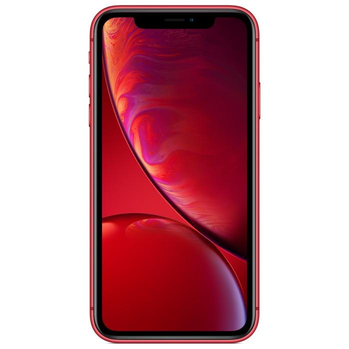 Fotografie Telefon mobil Apple iPhone XR, 64GB, Red