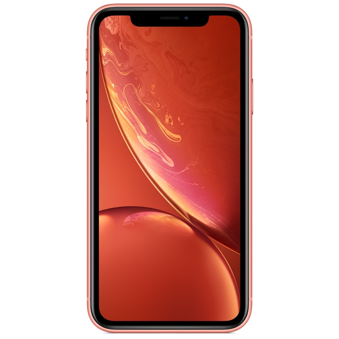 Fotografie Telefon mobil Apple iPhone XR, 128GB, Coral