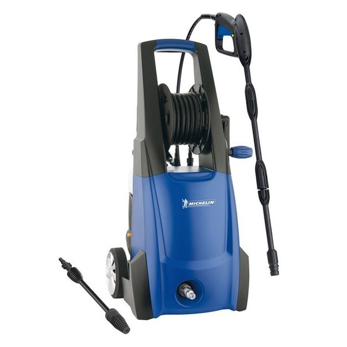 Fotografie Aparat de spalat cu presiune Michelin MPX130B, 1700 W, 370 l/h, 130 bar, accesorii incluse
