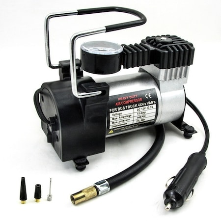 Compresor auto, cu alimentare 12V, 150 PSI, cadou personalizat Urban Trends ®