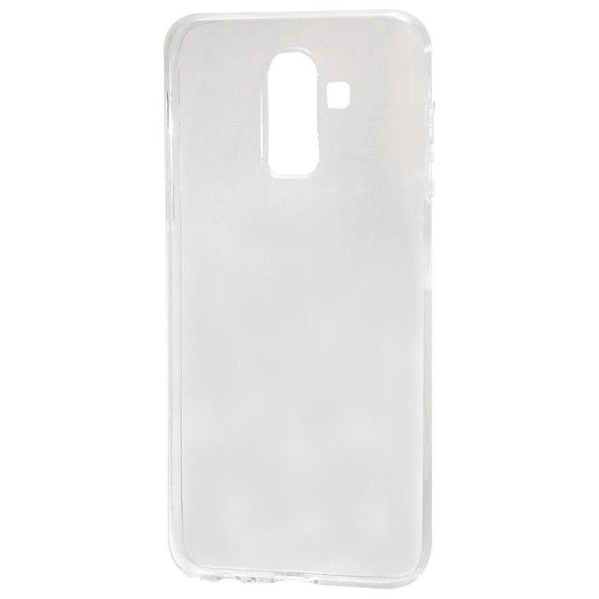 Fotografie Husa de protectie Devia Naked Silicon pentru Samsung Galaxy J8 2018, Transparent