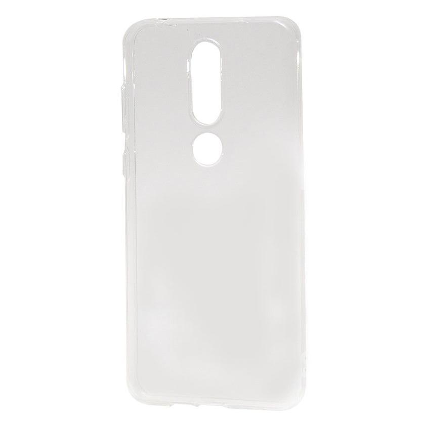 Fotografie Husa de protectie Lemontti Silicon pentru Nokia X6 / 6.1 Plus, Clear