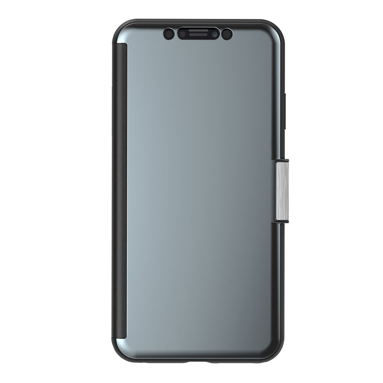 Fotografie Husa de protectie Moshi StealthCover pentru Apple iPhone XS Max, Gunmetal Gray