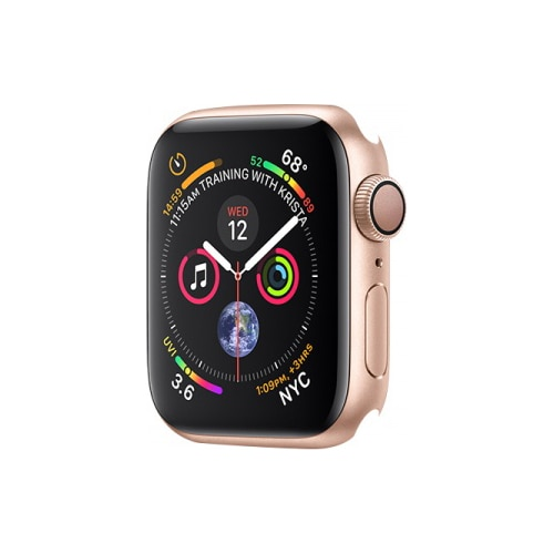 Fotografie Apple Watch Series 4 GPS, 40mm Gold Aluminium Case Only (DEMO)