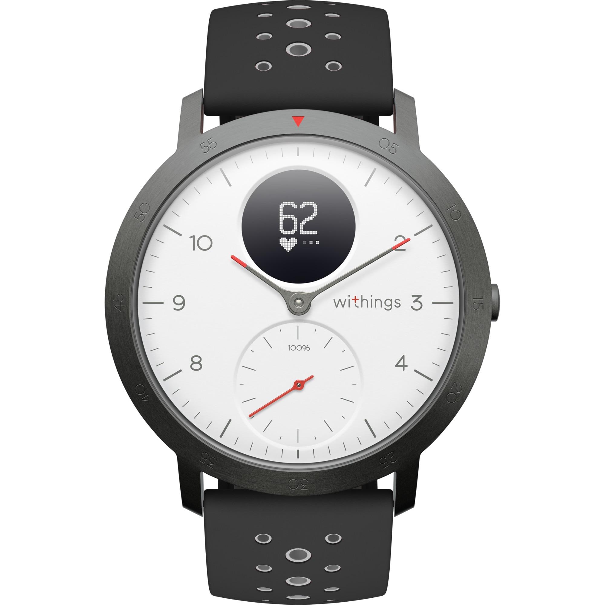 Fotografie Ceas smartwatch Withings Steel HR Sport 40mm, White