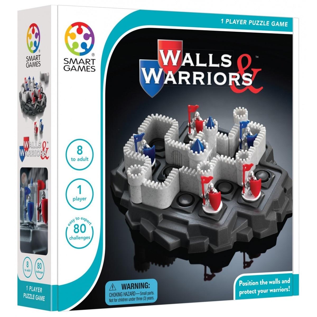 Fotografie Joc Smart Games - Walls & Warriors