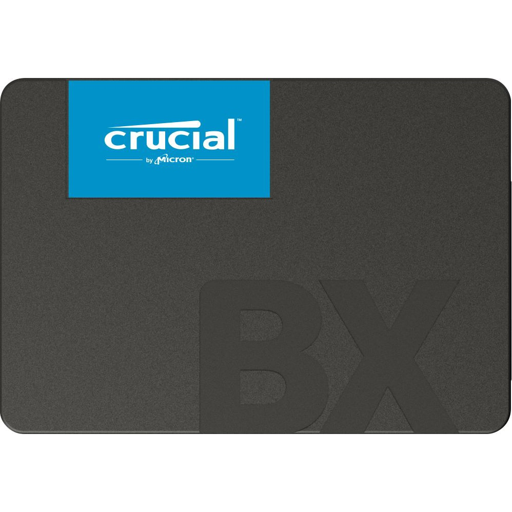 """Fotografie Solid-State Drive (SSD) Crucial® BX500, 480GB 3D, NAND, SATA 2.5"""""""