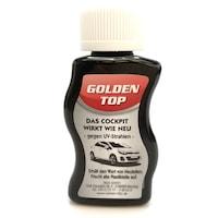 Solutie intretinere plastic, Golden Top, 100ml, curata si protejeaza ornamentele din plastic