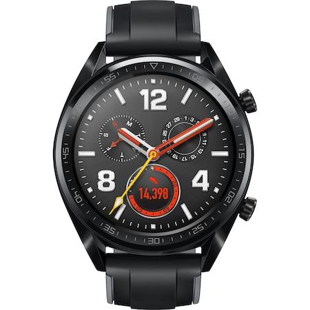 Huawei Watch GT sportóra, Fekete
