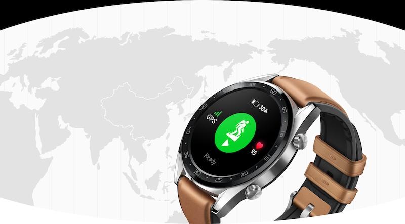 Часовник smartwatch Huawei Watch GT