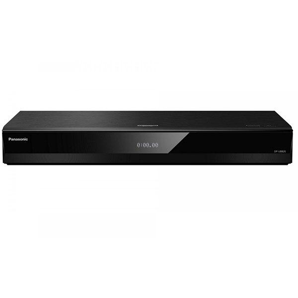 Fotografie Blu ray player Panasonic DP-UB820EGK, 4K, 7.1, compatibil HDR10, Negru