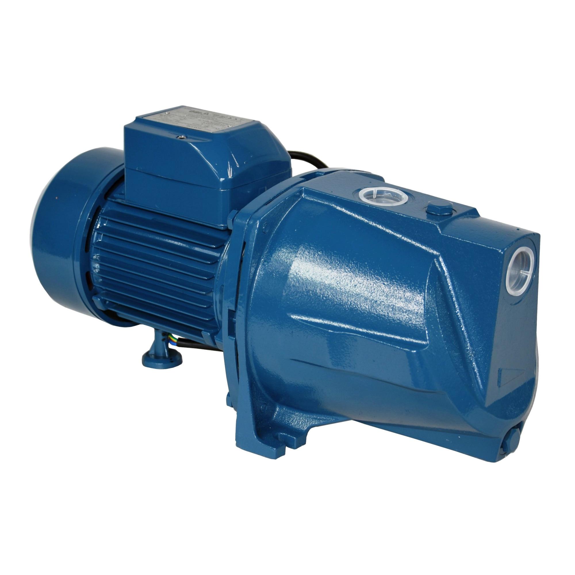 Fotografie Pompa apa curata de suprafata Ibo Dambat IB010003, 1500 W, 230 V, 80 l/min, 46 m inaltime refulare, 8 m adancime absorbtie