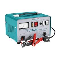 Total Quartz Autó Akkumulátor Töltő, 12/24 V