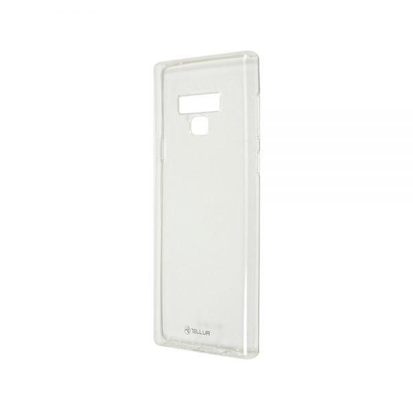 Fotografie Husa de protectie Tellur Tellur Silicon pentru Samsung Galaxy Note 9, Transparent