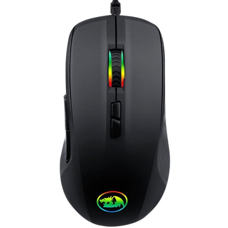 Fotografie Mouse gaming Redragon Stormrange RGB