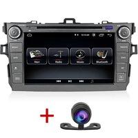 Специализирана мултимедия OEM, за Toyota Corolla, с GPS, DVD, Android 10