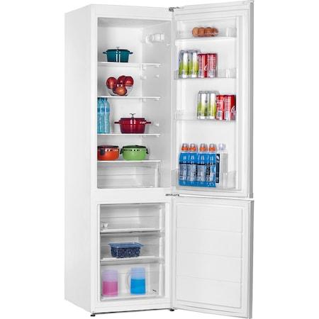 Хладилник с фризер Heinner HC-V286