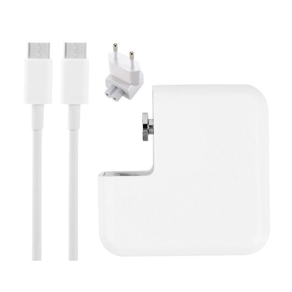 Gyári Apple Macbook Air Pro USB C töltő 87W Type C adapter