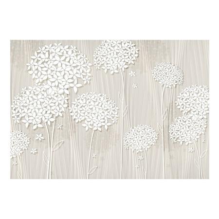 Fototapet vlies - Crema Daintiness - 150 x 105 cm