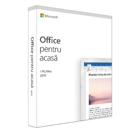 Microsoft Office Home and Student 2019, Romana, Windows/macOS