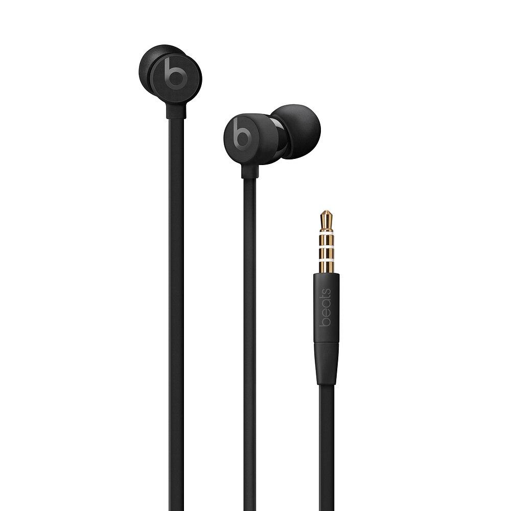 Fotografie Casti in ear urBeats3, conector audio 3.5mm, Negru
