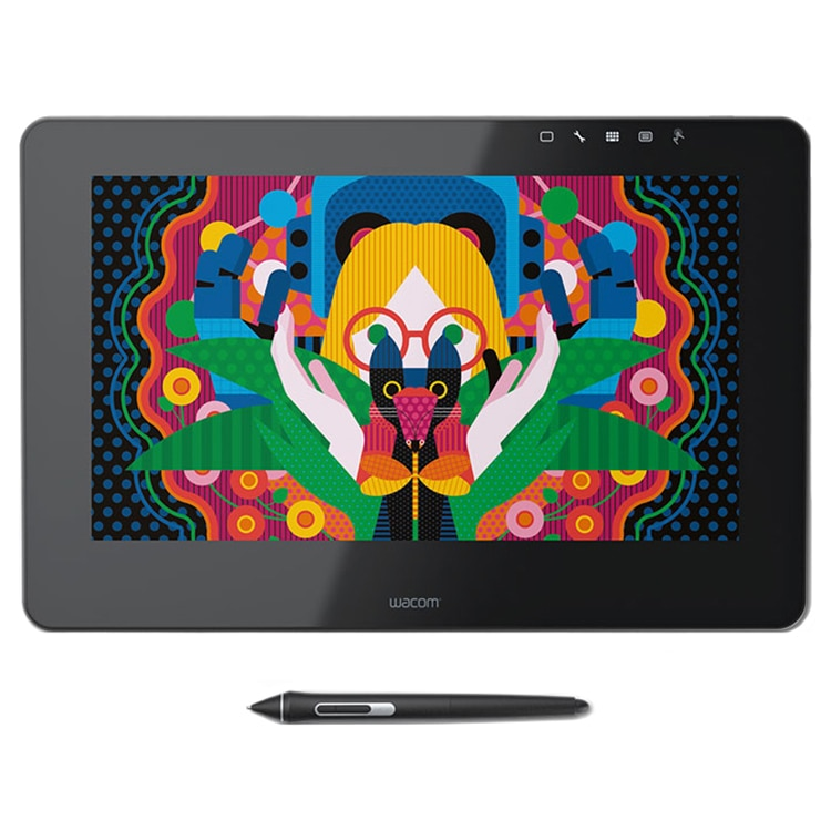 Fotografie Tableta grafica Wacom Cintiq Pro 13 FHD Link Plus