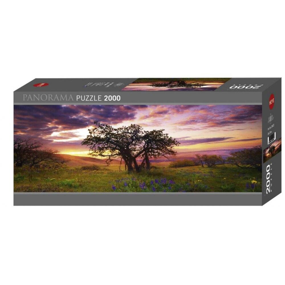 Fotografie Puzzle Heye - Oak Tree, 2000 piese