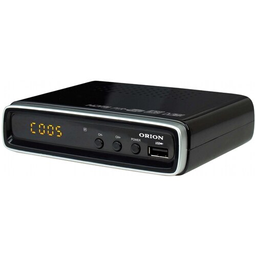 Fotografie Receiver TV Orion DVB-T/T2, USB, Scart, HDMI