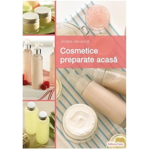 Fotografie Cosmetice preparate acasa - Jinaika Jakuszeit