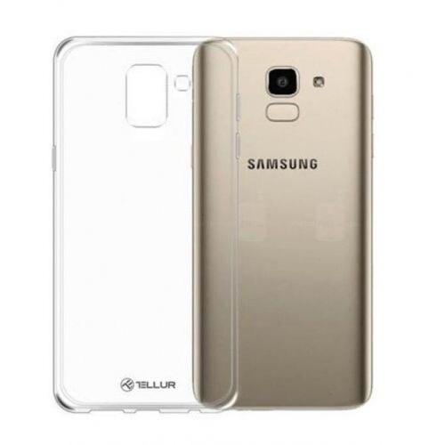 Fotografie Husa de protectie Tellur Tellur Silicon pentru Samsung Galaxy J6 2018, Transparent