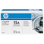 Тонер касета HP 15A(C7115A), LJ 1000/1200/1220/3300/3380, Черна
