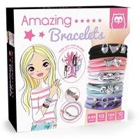 Комплект за гривни, Eurekakids, Amamzing Bracelets, Стойка за бижута