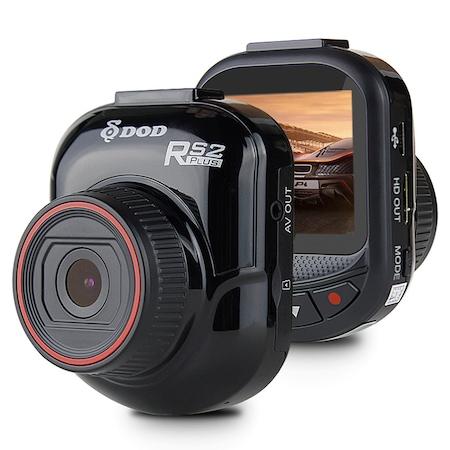 Видеорегистратор за кола DOD RS2 Plus, 1080p, Dash cam