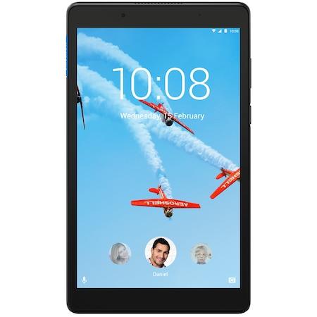 """Tableta Lenovo Tab E8 TB-8304F, Quad Core 1.3GHz, 8"""", 1GB RAM, 16GB, Wi-Fi, Black"""