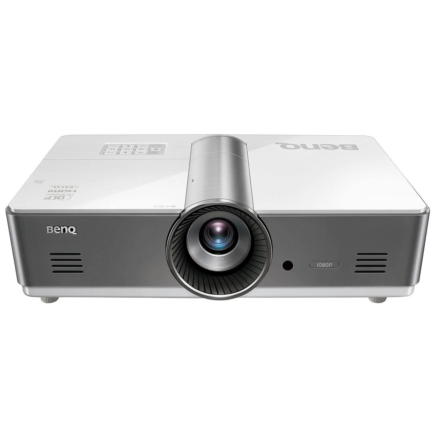 Fotografie Videoproiector BenQ MH760, FullHD, 5000 lumeni, Zoom 1.5x, Lens Shift, Corner fit, LAN, MDA