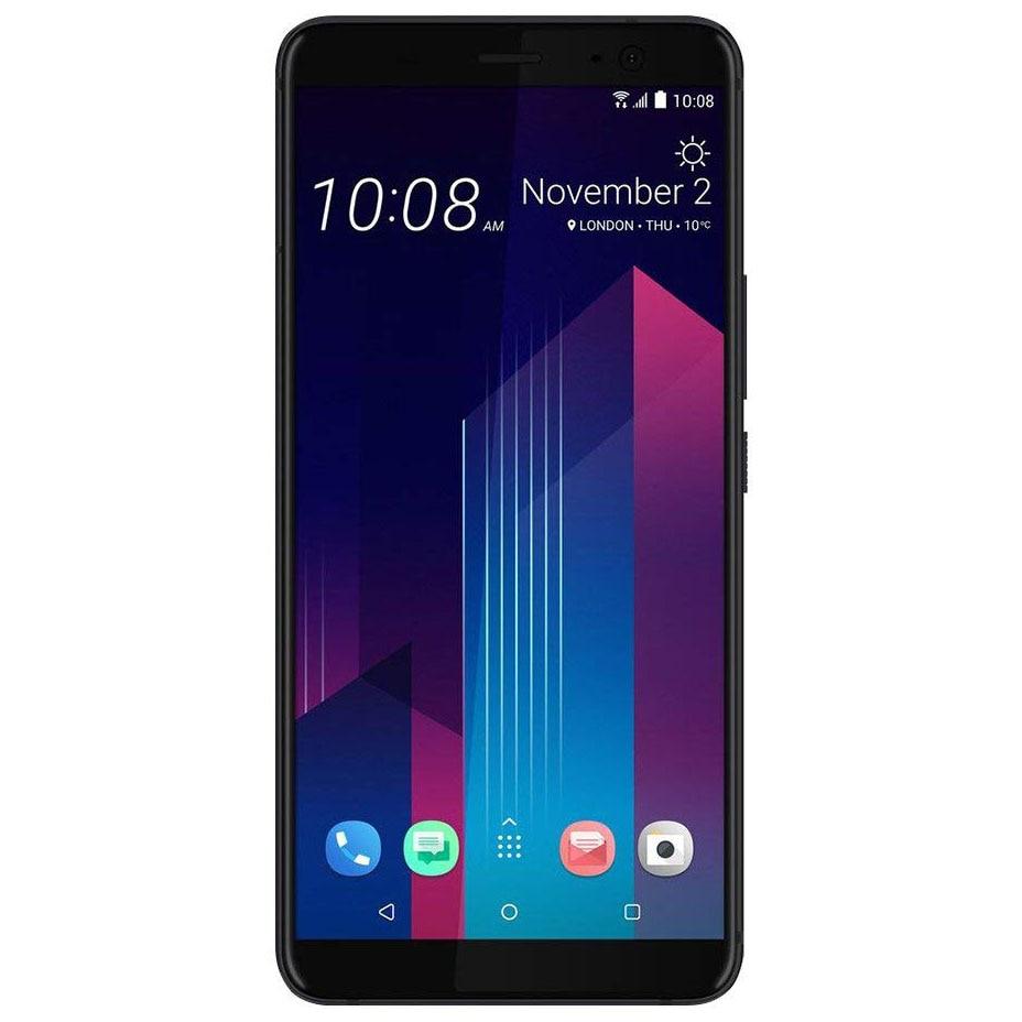 Fotografie Telefon mobil HTC U 11+, Dual SIM, 128GB, 6GB RAM, 4G, Translucent Oil