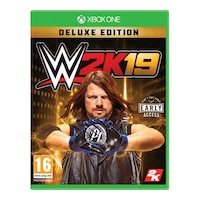 WWE 2K19 Deluxe Edition Xbox One játék