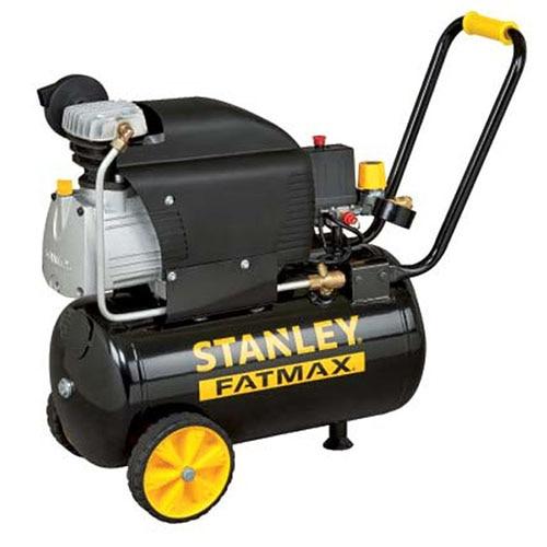Fotografie Compresor de aer profesional Stanley FatMax, 24l, 2CP, 8bar