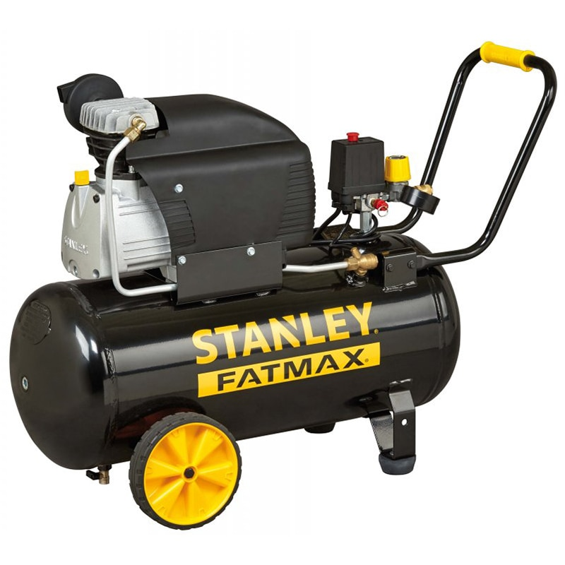 Fotografie Compresor de aer profesional Stanley FatMax, 50l, 2.5CP, 10bar