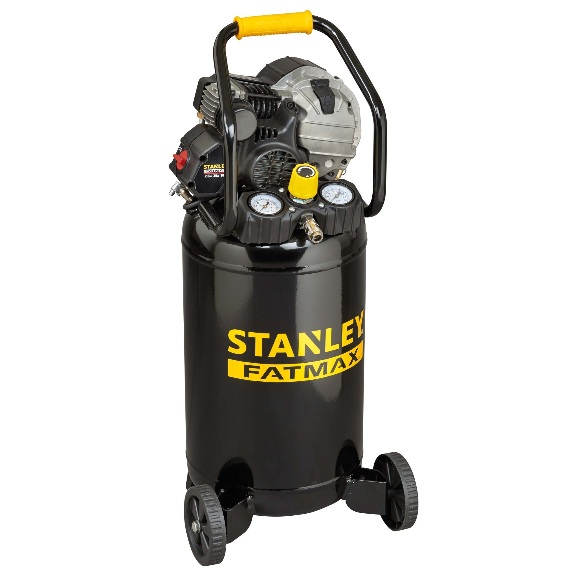 Fotografie Compresor de aer profesional Stanley FatMax, 30l, 2CP, vertical